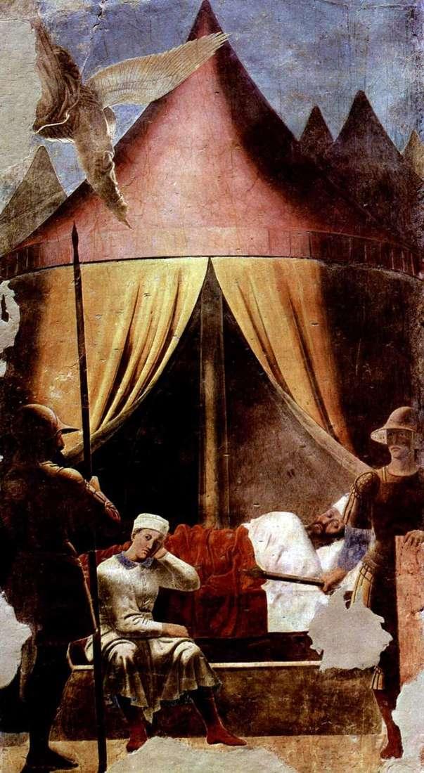 Смерть Адама   Пєро делла Франческа