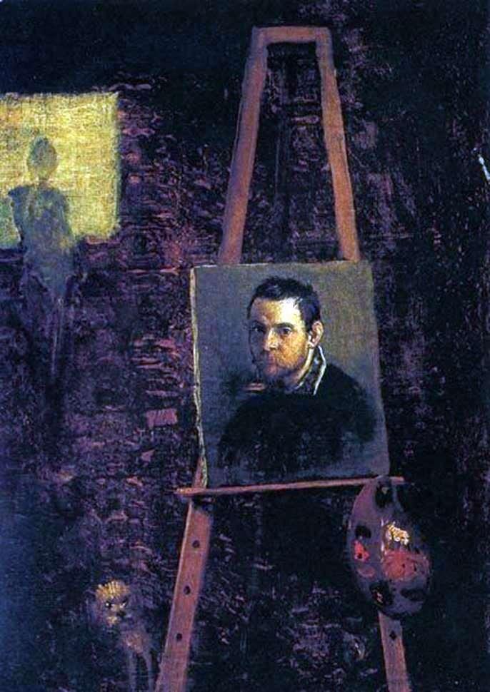Портрет   Аннібале Карраччі