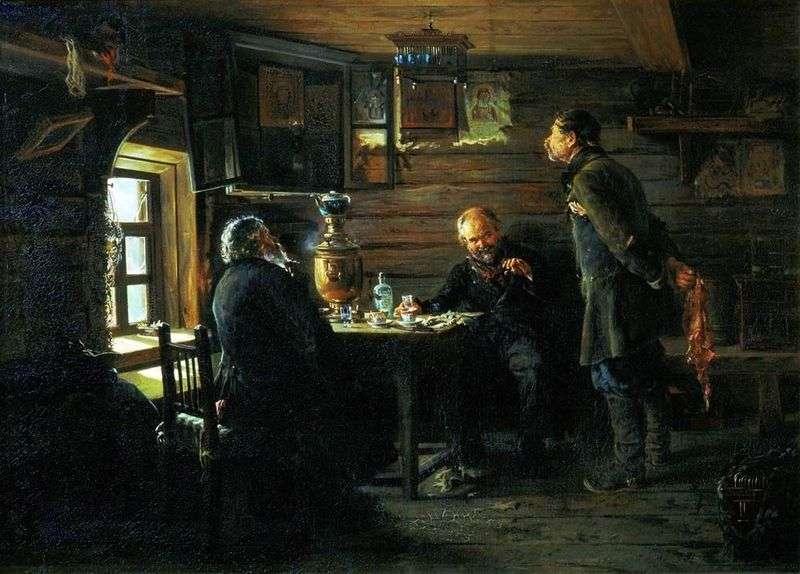 Любителі соловйов   Володимир Маковський