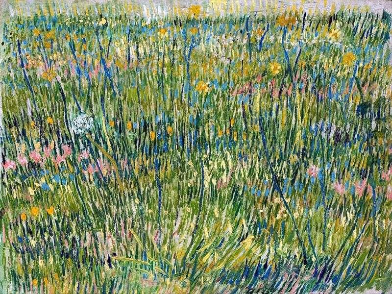 Полонини у цвіту   Вінсент Ван Гог