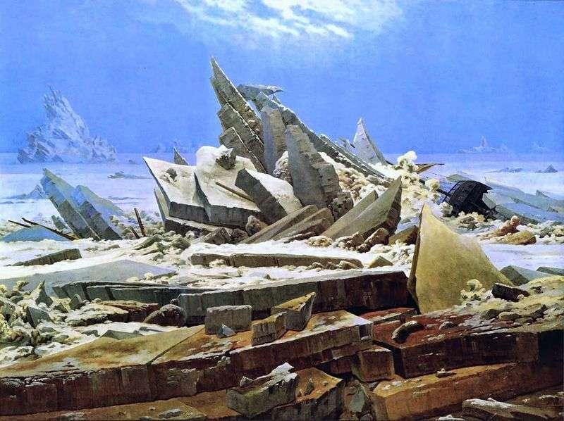 Аварії в Арктиці   Каспар Давид Фрідріх