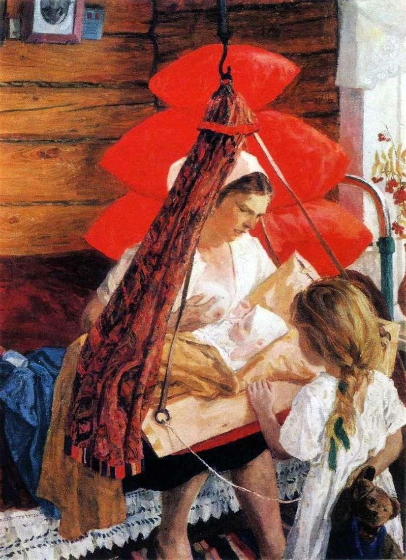 Мама   Аркадій Пластов