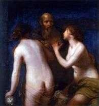 Лот і його дочки   Франческо Фуріні