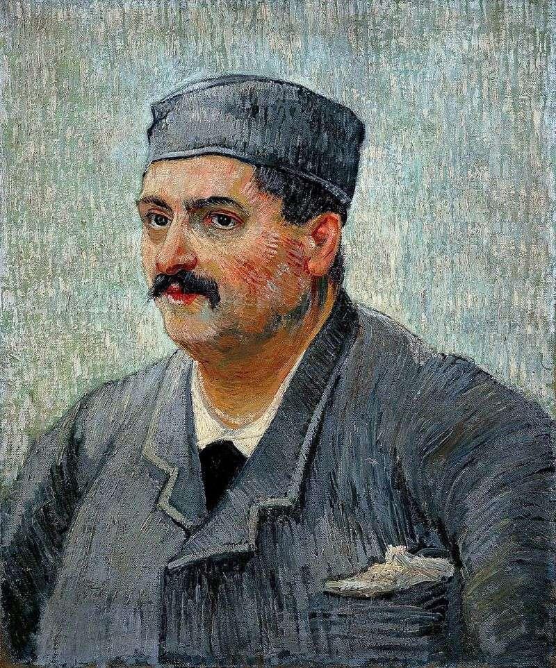 Портрет власник ресторану   Вінсент Ван Гог
