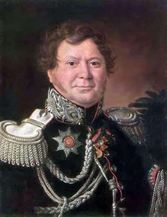 Портрет Н. Н. Муравйова   Іван Аргунов