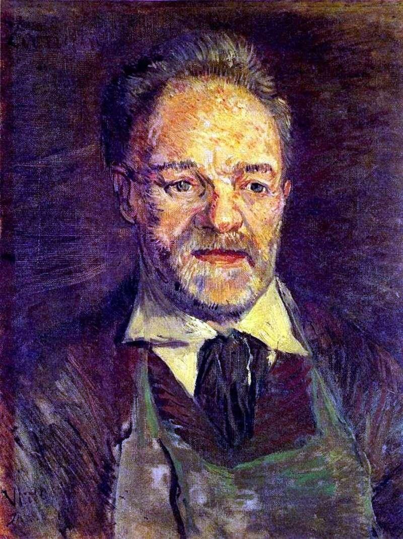 Портрет Татуся Тангі II   Вінсент Ван Гог