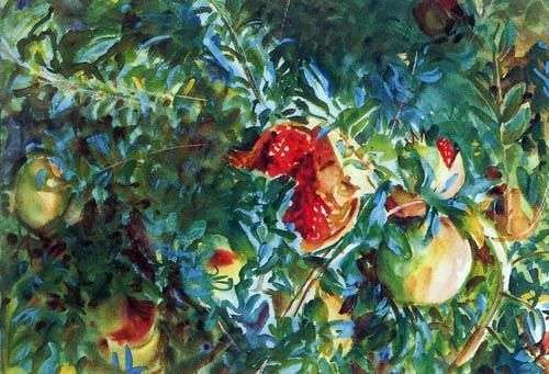 Гранатове дерево   Джон Сарджент
