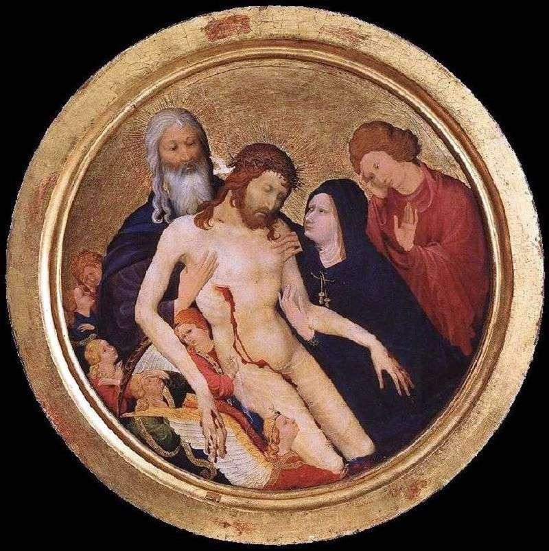 Оплакування Христа   Жан Малуэль