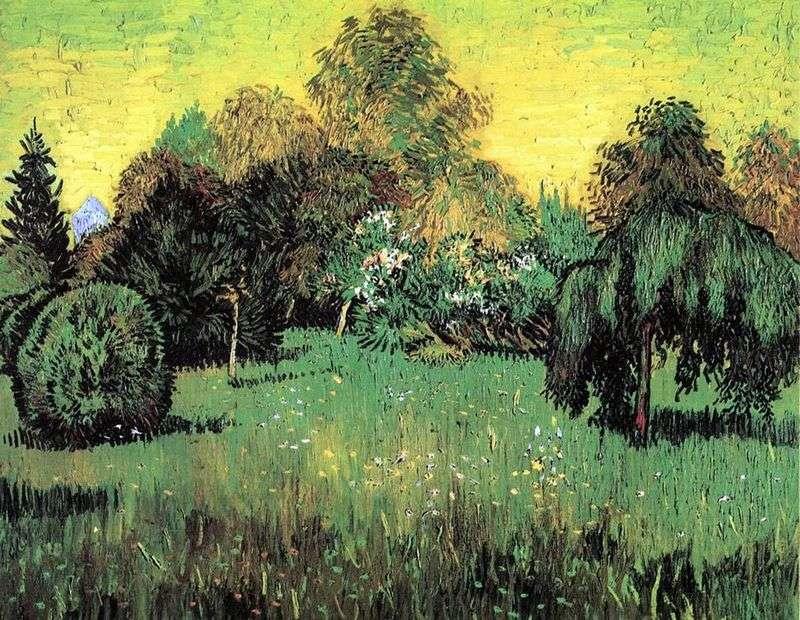 Сад Поета (Сад поетів)   Вінсент Ван Гог