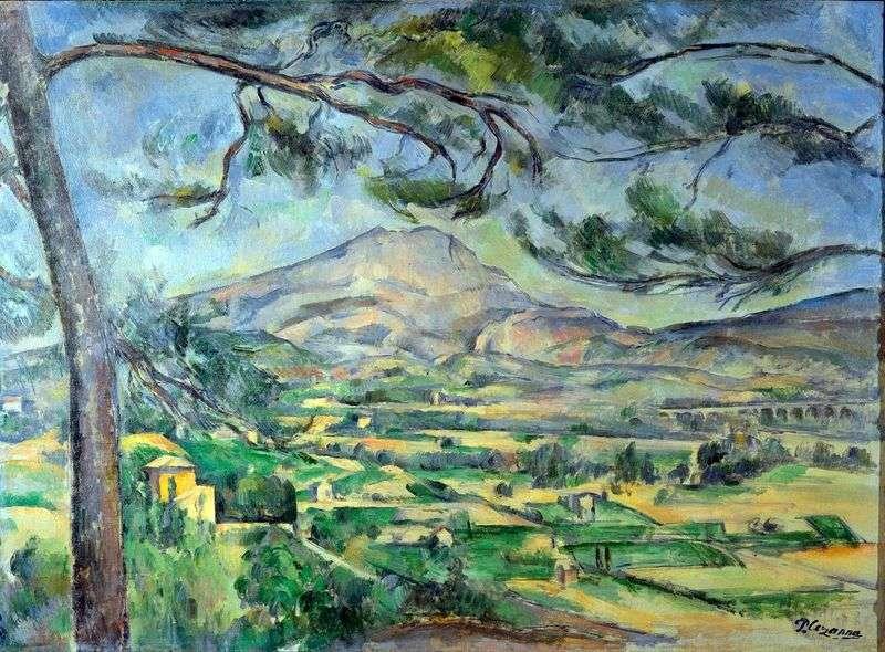 Гора Святої Вікторії   Поль Сезанн