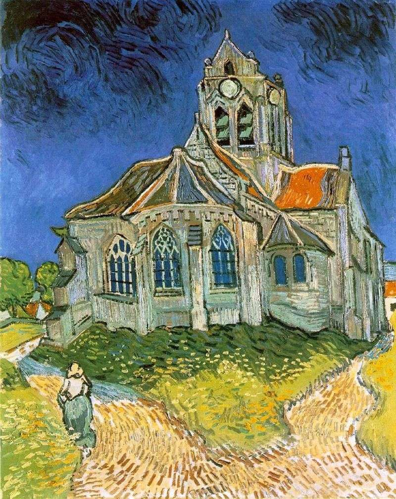 Церква в Овере   Вінсент Ван Гог