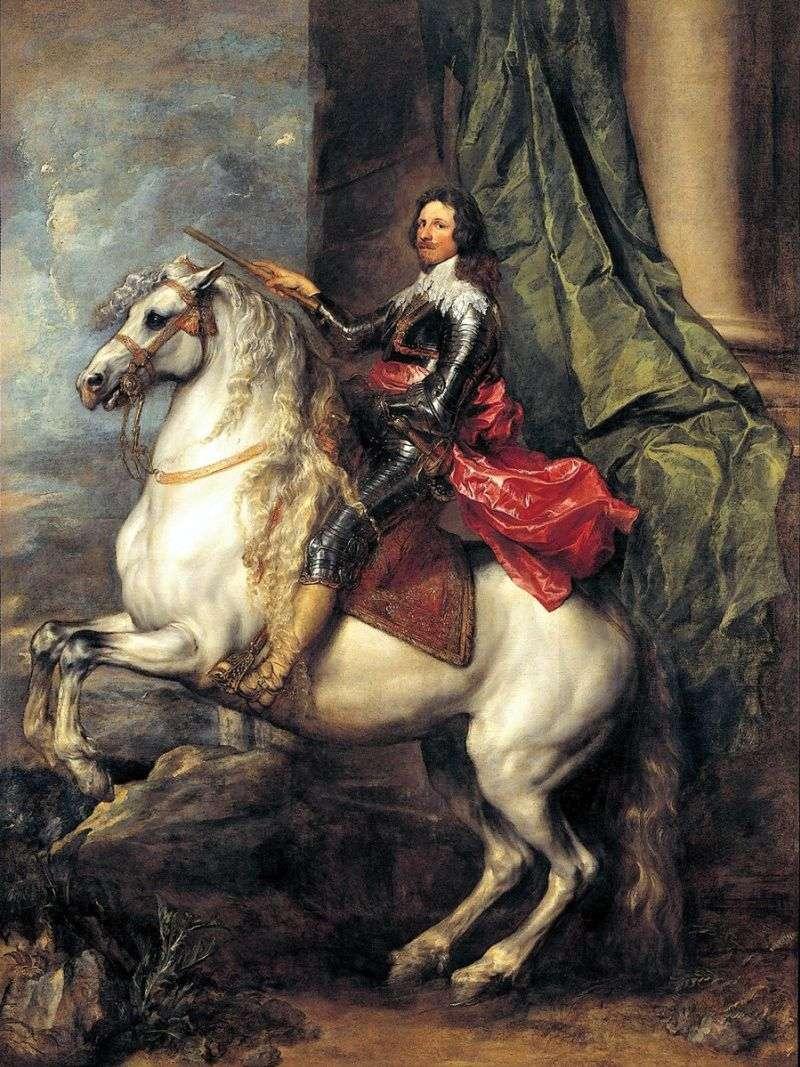 Принц Томмазо Франческо де Савойя Каріньян   Ентоні Ван Дейк