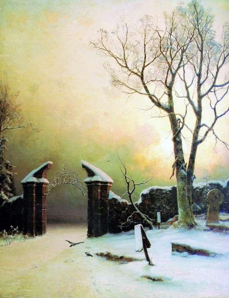 Забуте кладовище   Юлій Конюшина