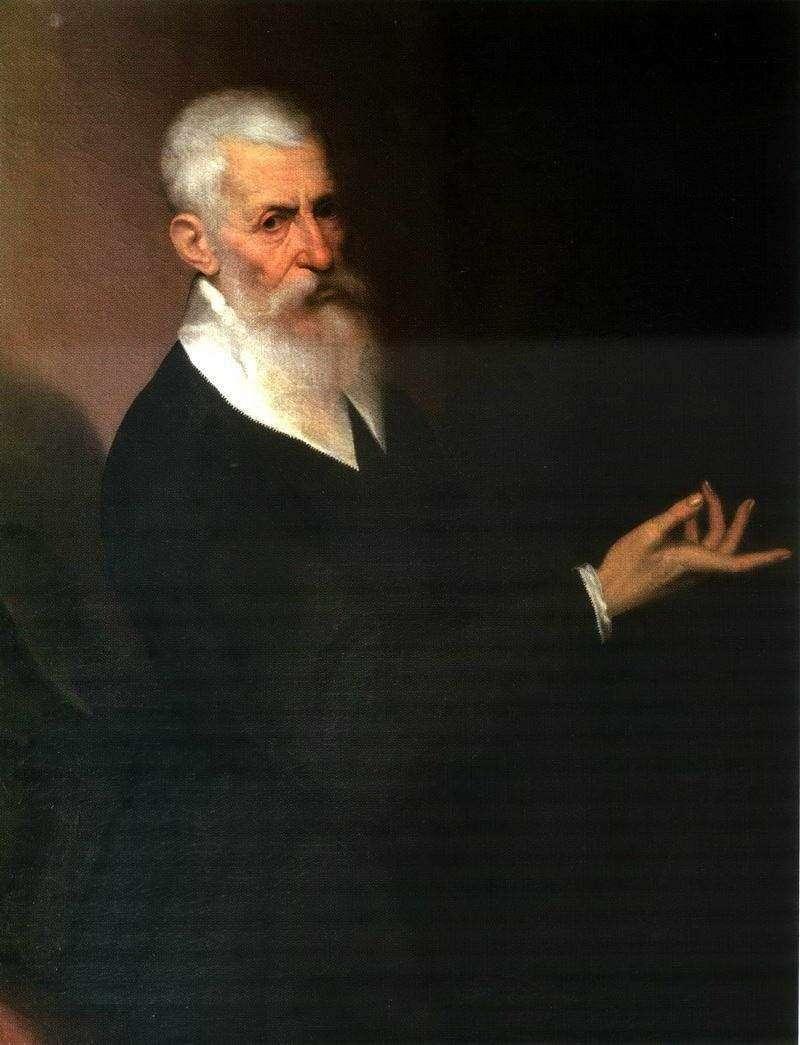 Портрет чоловіка   Якопо Бассано