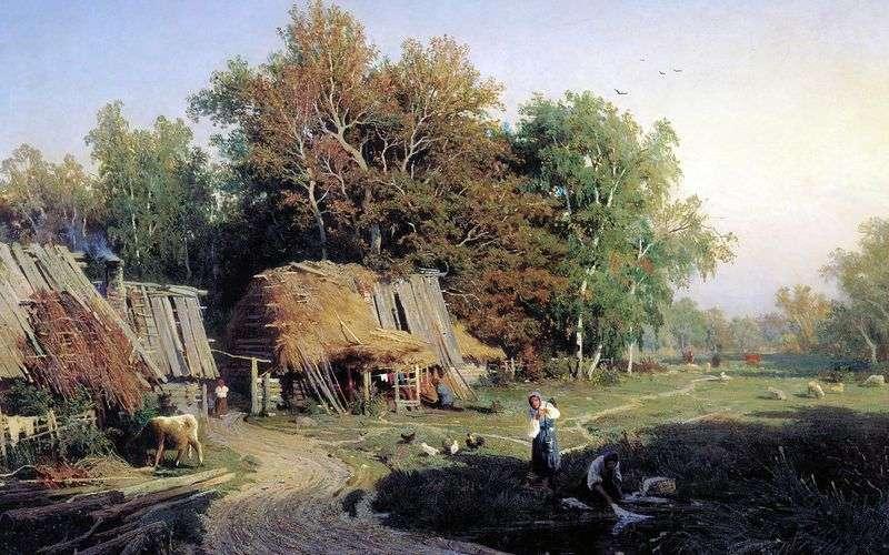 Село   Федір Васильєв