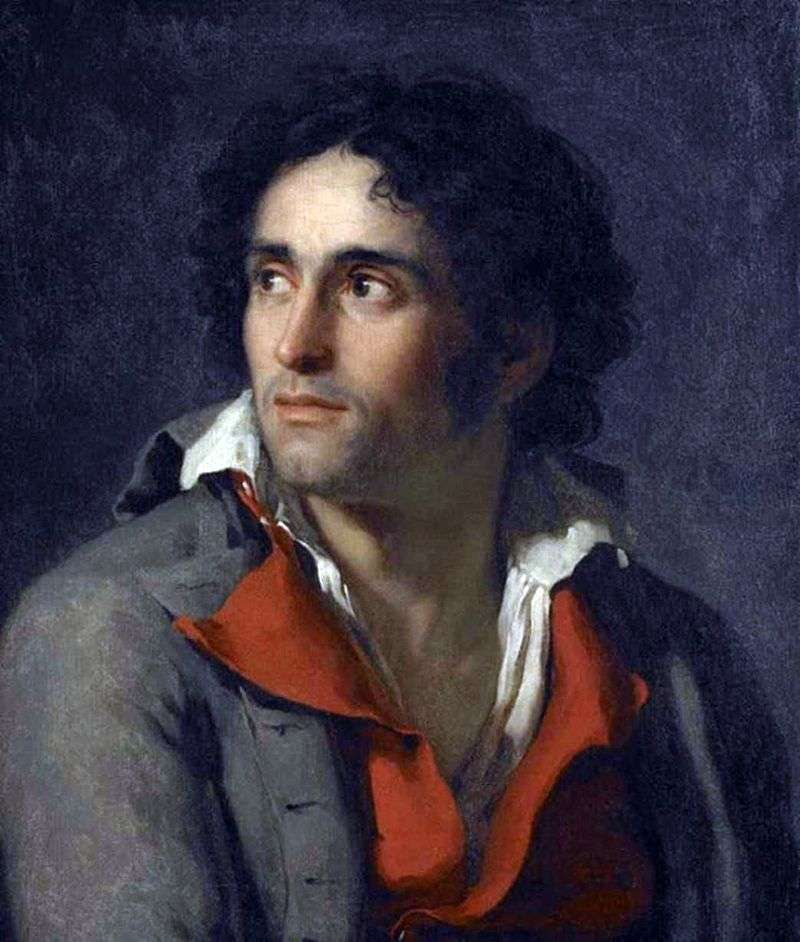 Портрет тюремника   Жак Луї Давид