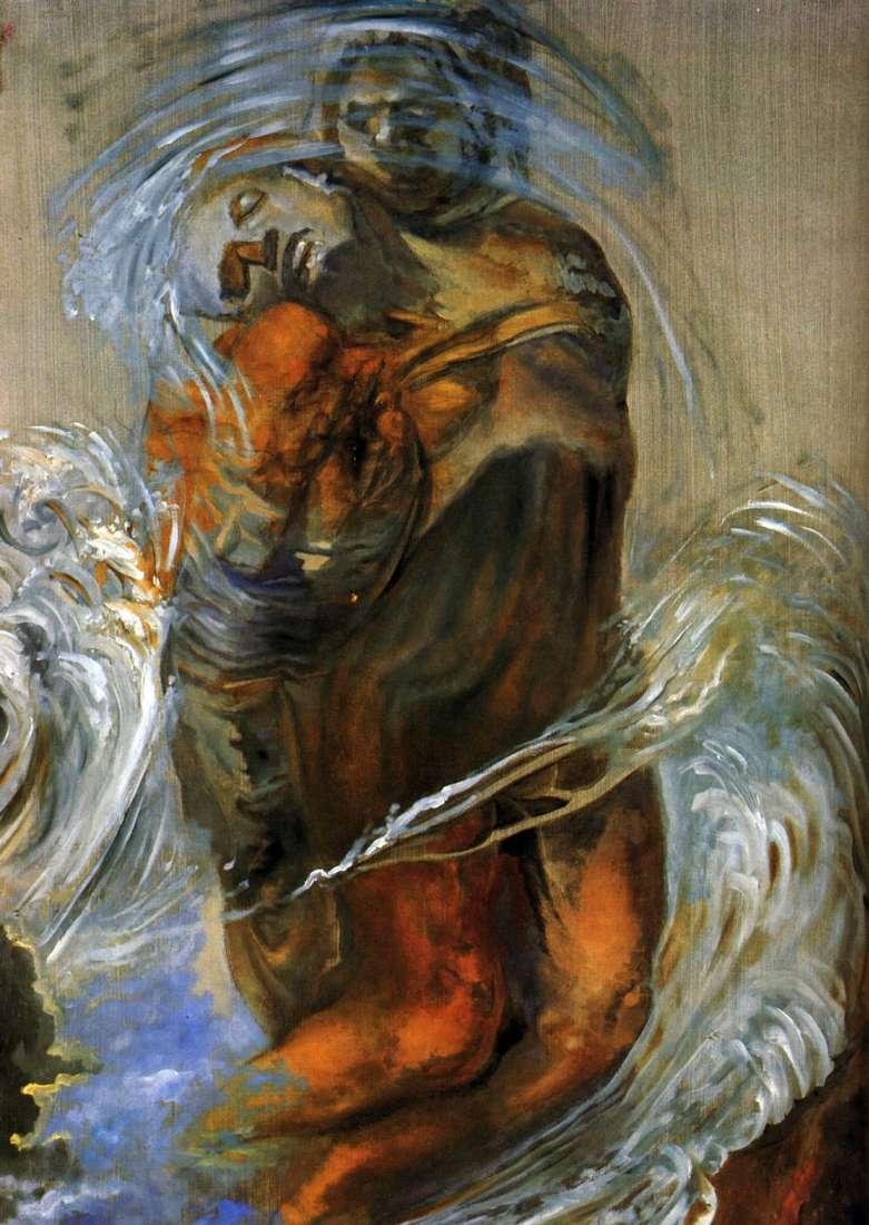 Pieta (Пєта)   Сальвадор Далі
