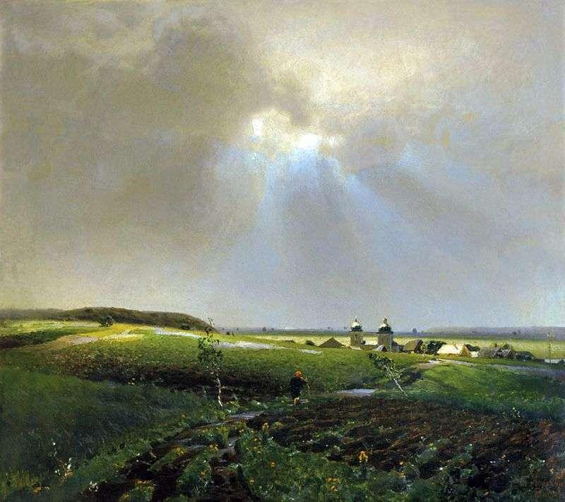 Після дощу   Аполлінарій Васнецов