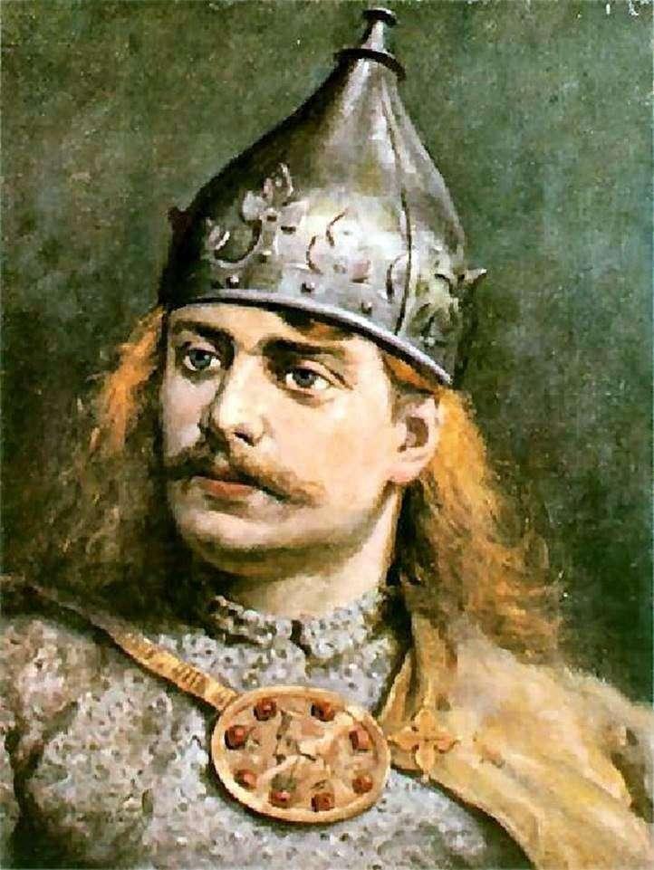 Портрет Болеслава III Кривоустого   Ян Матейко Алоізій