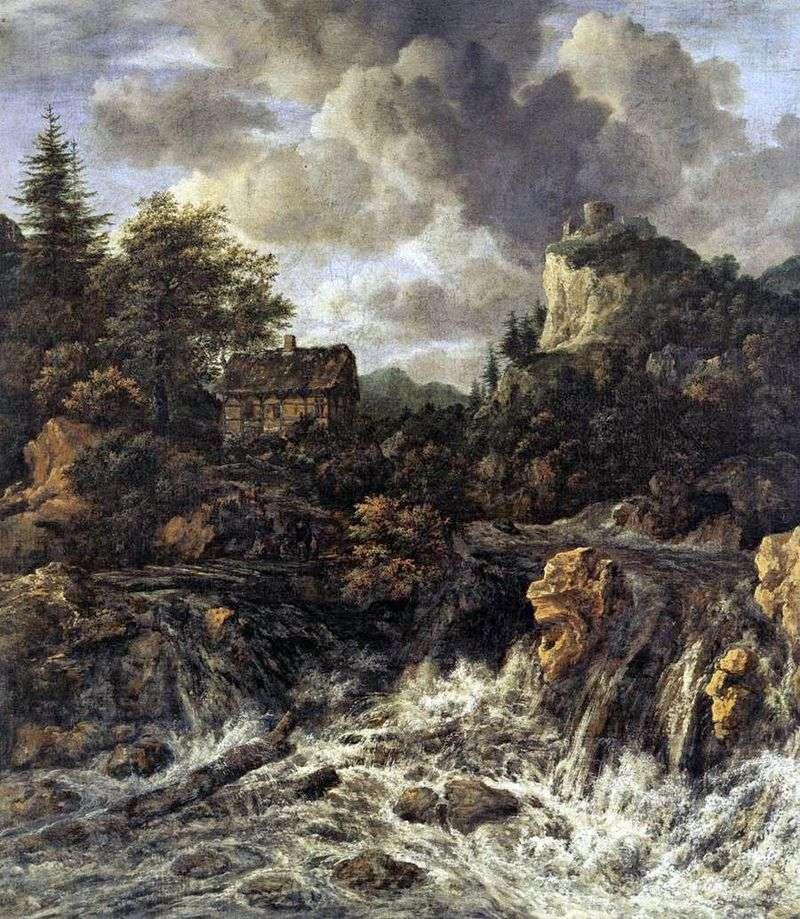 Водоспад   Якоб ван Рейсдал