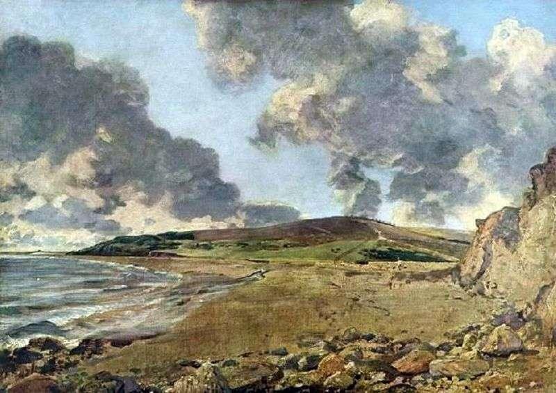 Затока Веймут з горою Джордан   Джон Констебл