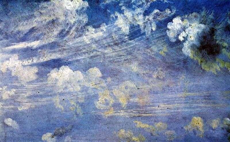 Перисті хмари   Джон Констебл