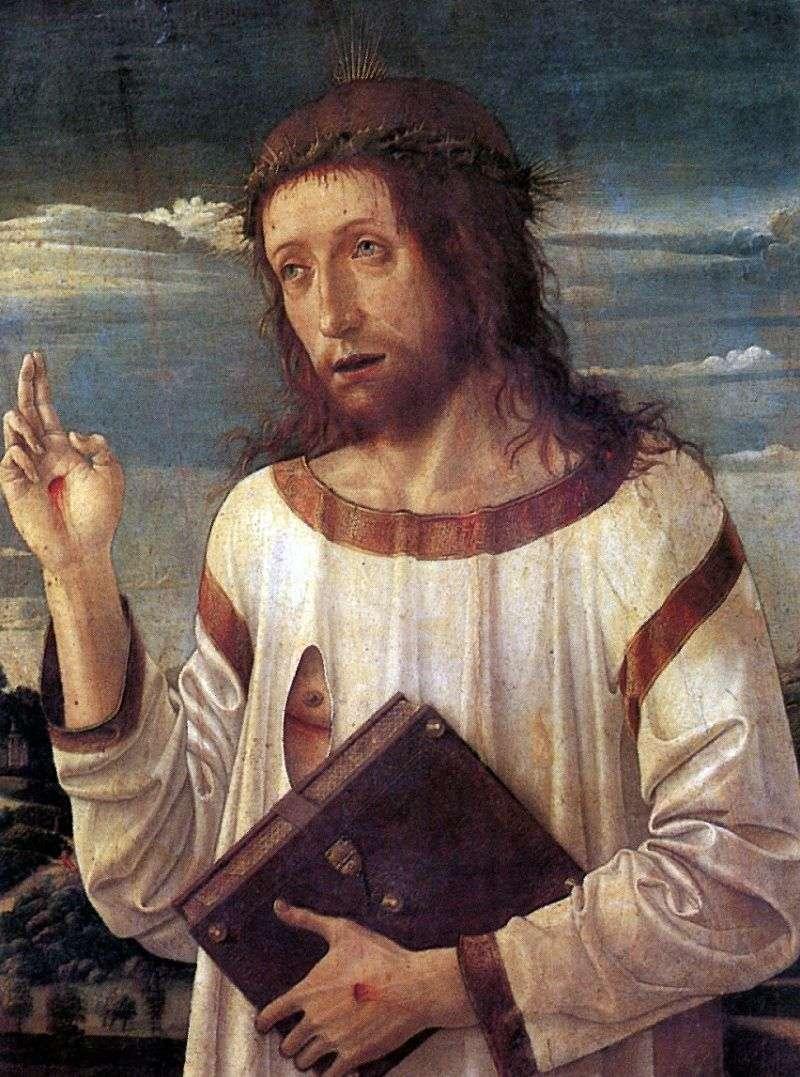 Благословляючий Христос   Джованні Белліні