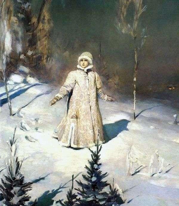 Снігуронька   Віктор Васнецов