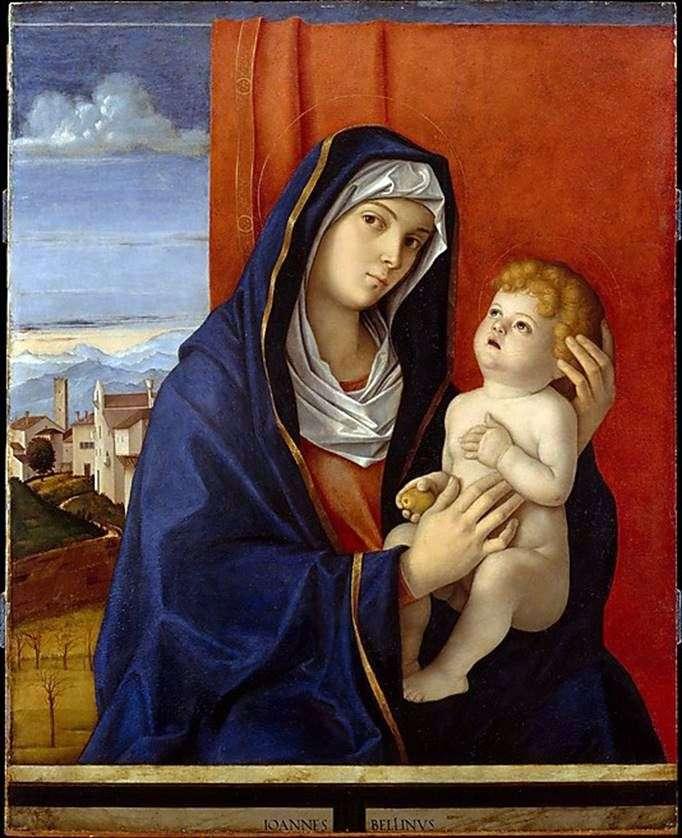 Мадонна з Немовлям   Джованні Белліні