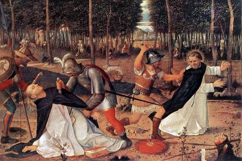 Мучеництво святого Петра   Джованні Белліні