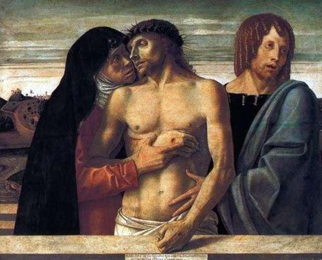 Образи Христа   Джованні Белліні