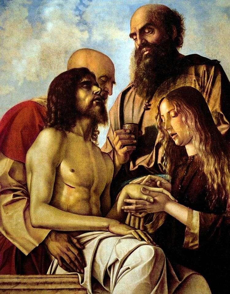 Оплакування Христа   Джованні Белліні