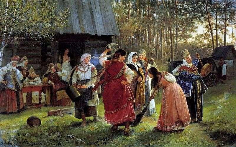 Дівич   Вечір   Олексій Корзухін