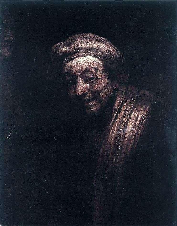 Автопортрет в образі Зевксиса   Рембрандт Харменс Ван Рейн