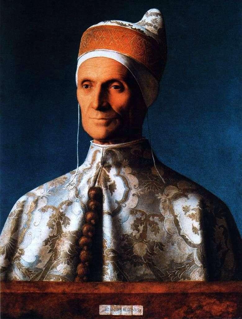 Портрет дожа Леонардо Лоредана   Джованні Белліні