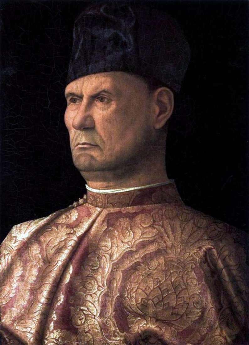 Портрет кондотьєра Джованні Емо   Джованні Белліні