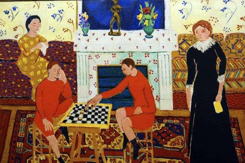 Сімейний портрет   Анрі Матісс