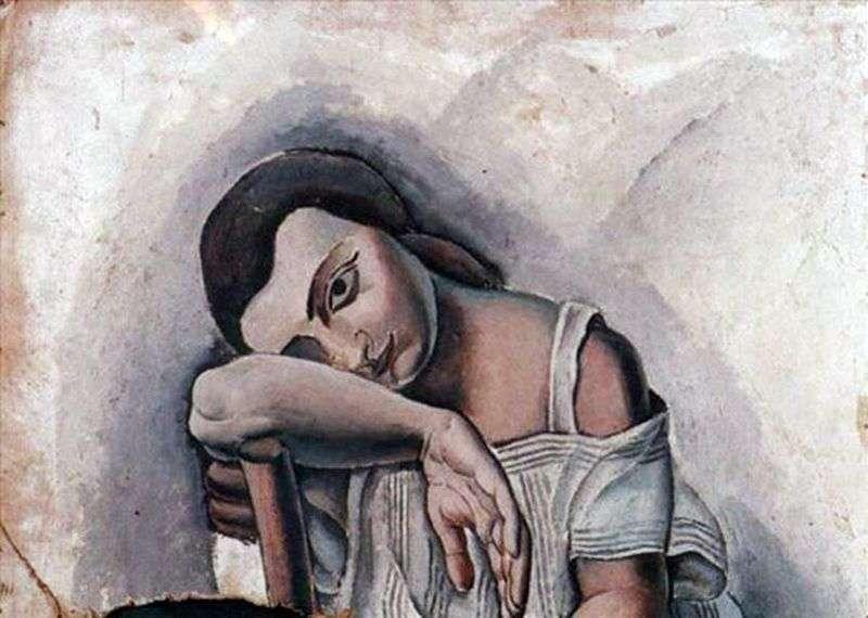 Портрет Анни Марії   Сальвадор Далі