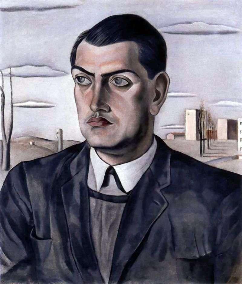 Портрет Бунюеля   Сальвадор Далі