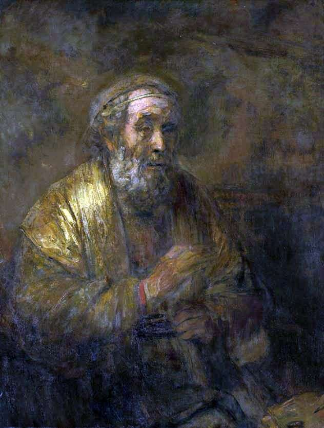 Гомер   Рембрандт Харменс Ван Рейн