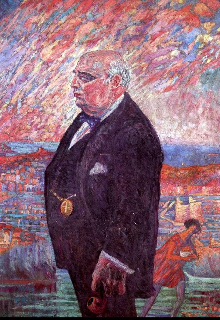 Портрет мого батька   Сальвадор Далі
