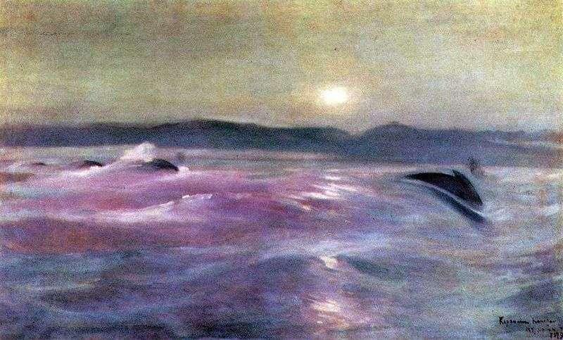 Льодовитий океан. Мурманськ   Костянтин Коровін