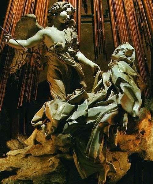 Екстаз святої Терези   Лоренцо Берніні
