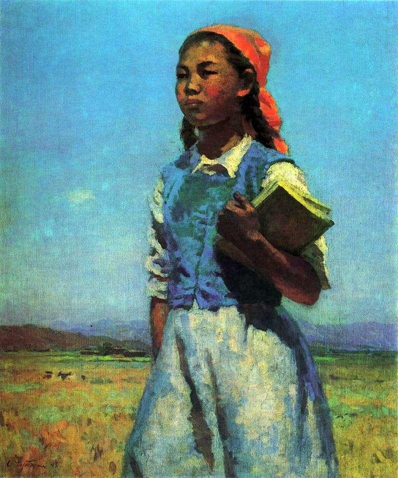 Дочка радянської Киргизії   Семен Чуйков