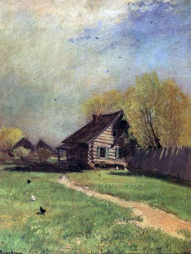 Рання весна   Костянтин Коровін
