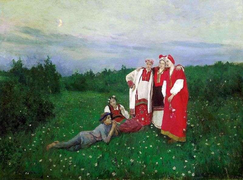 Північна ідилія   Костянтин Коровін