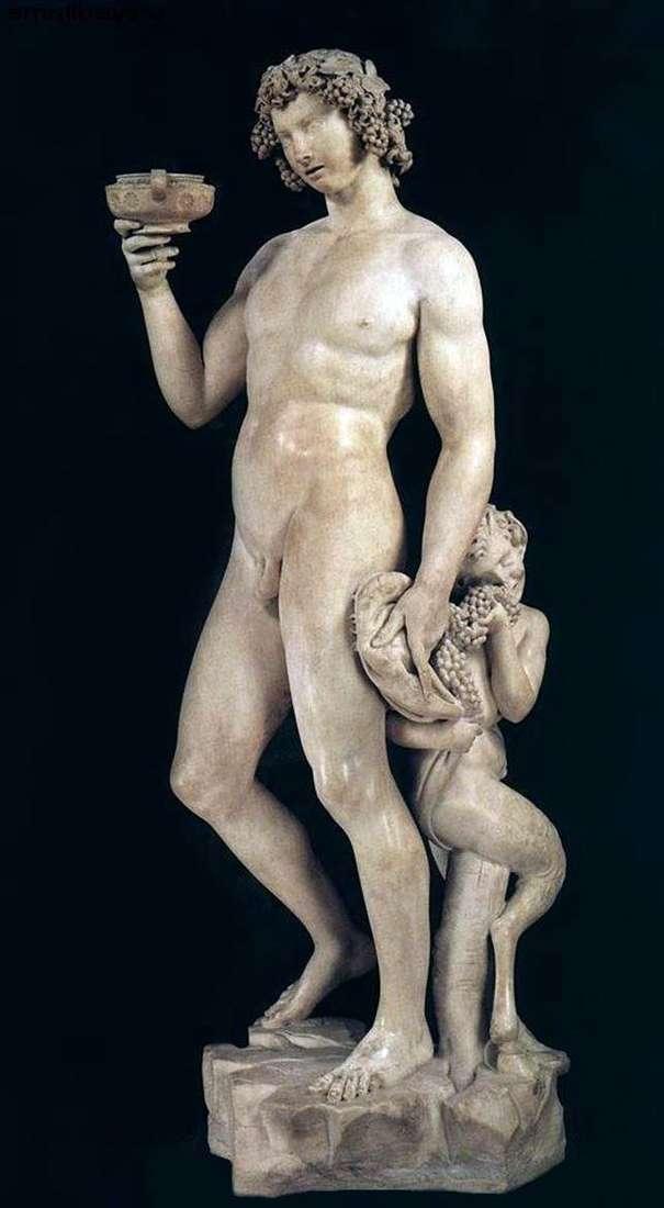 Вакх (скульптура)   Мікеланджело Буонарроті