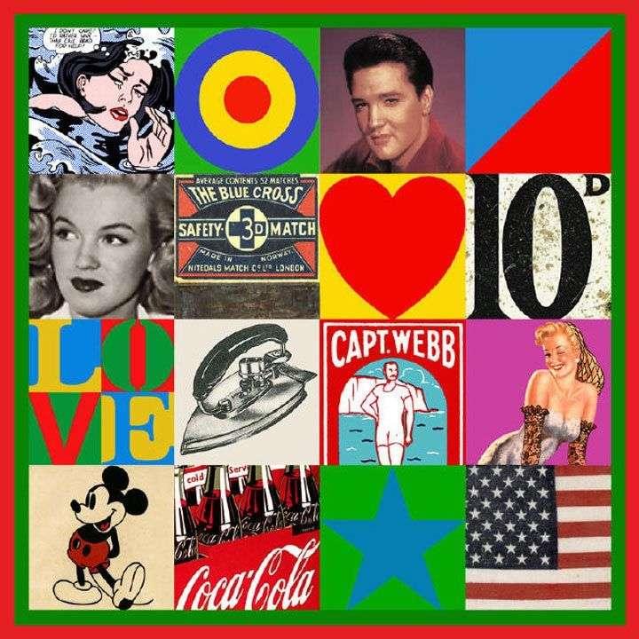 The Origins of Pop II   Пітер Блейк