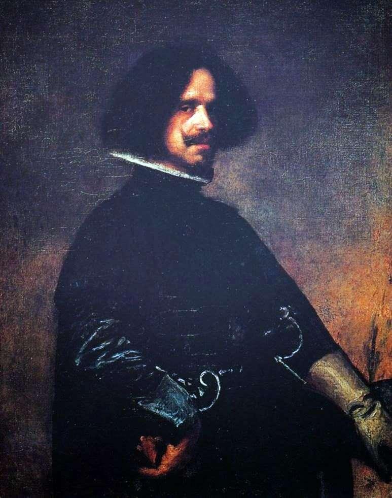Автопортрет   Дієго Веласкес