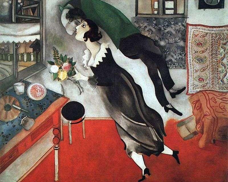 День Народження   Марк Шагал